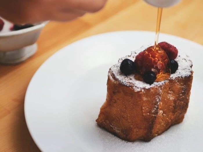 傳統法式吐司 - 美味簡單,IG打卡之選!