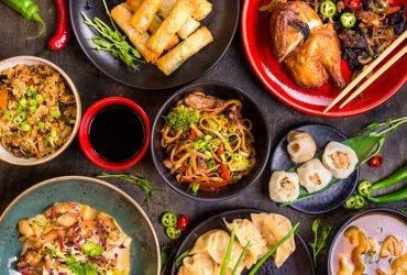 亞洲融合菜 (圖片來源: 網絡)