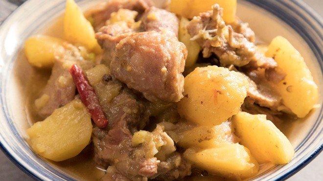 羊肉燉馬鈴薯