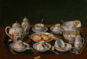 英式下午茶,品出來的紳士感