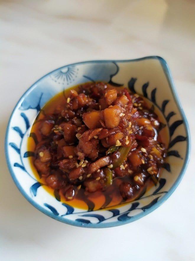 杏鮑菇醬 / 素肉醬 (比真肉醬更香更好味!)