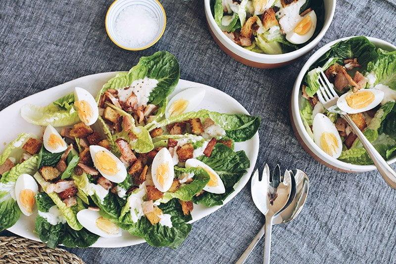 你知道嗎?凱撒沙拉(Caesar-Salad)和凱撒大帝沒有一點關係喔。