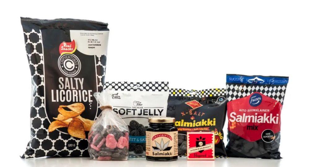 北歐人對於甘草糖有莫名的熱愛