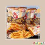 卡樂B黃金蝦味蝦條