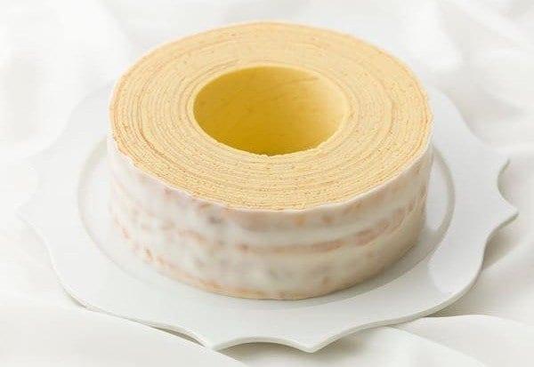 尤海姆標誌性的年輪蛋糕