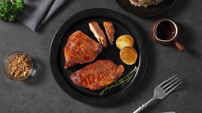 法式烤豬排