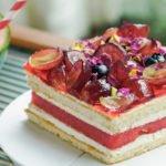 澳洲人氣網紅 - 玫瑰西瓜蛋糕