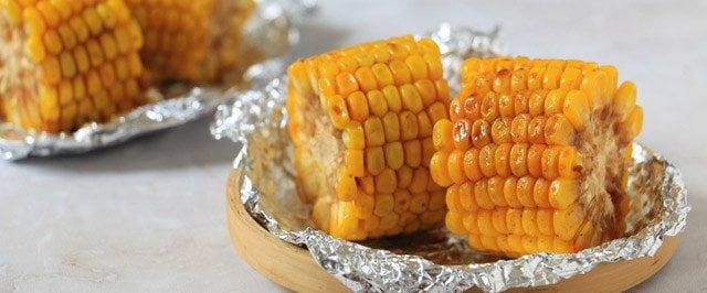 醬香烤玉米