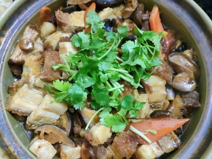 茶餐廳系列:豆腐火腩煲,邂逅男人的浪漫