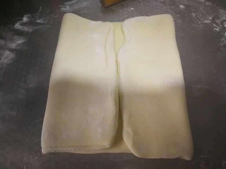 超詳細步驟!自製萬用法式酥皮麵團-20