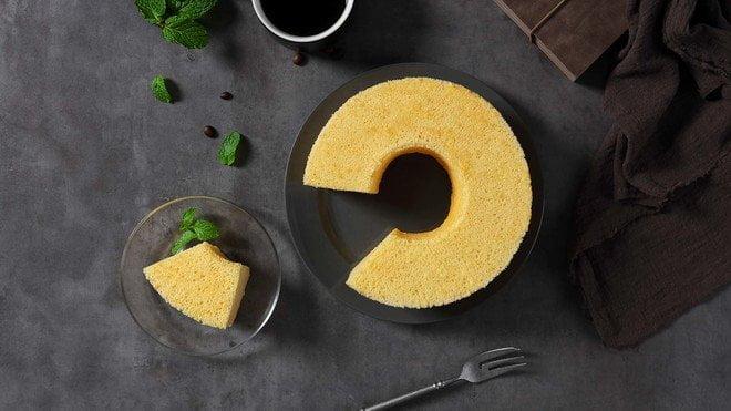 雪芳蛋糕 (戚風蛋糕)