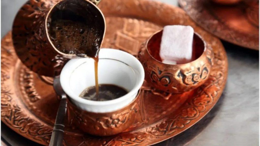 咖啡在18世紀末還是屬於中東特產