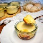 手工製作香濃焦糖燉蛋