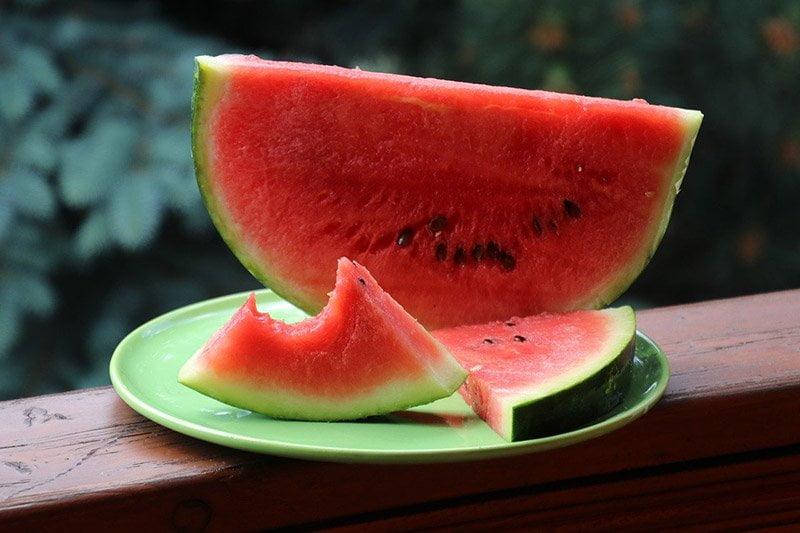 冰鎮西瓜,永遠是炎夏的「涼伴」