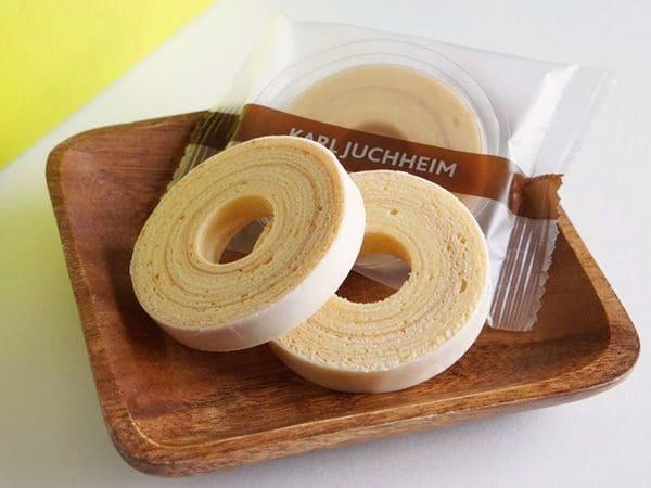KARL JUCHHEIM的獨立包裝年輪蛋糕片