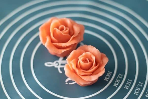 杏仁膏玫瑰