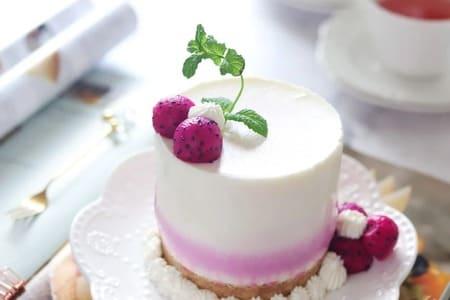 火龍果慕斯蛋糕-Dragon-Fruit-Mousse-Cake-17