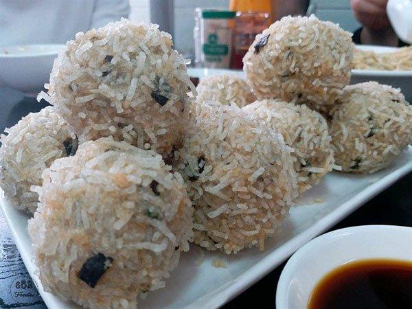 米通鯪魚球