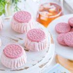 粉紅色少女心!奧利奧優格冰淇淋 (OREO乳酪雪糕)