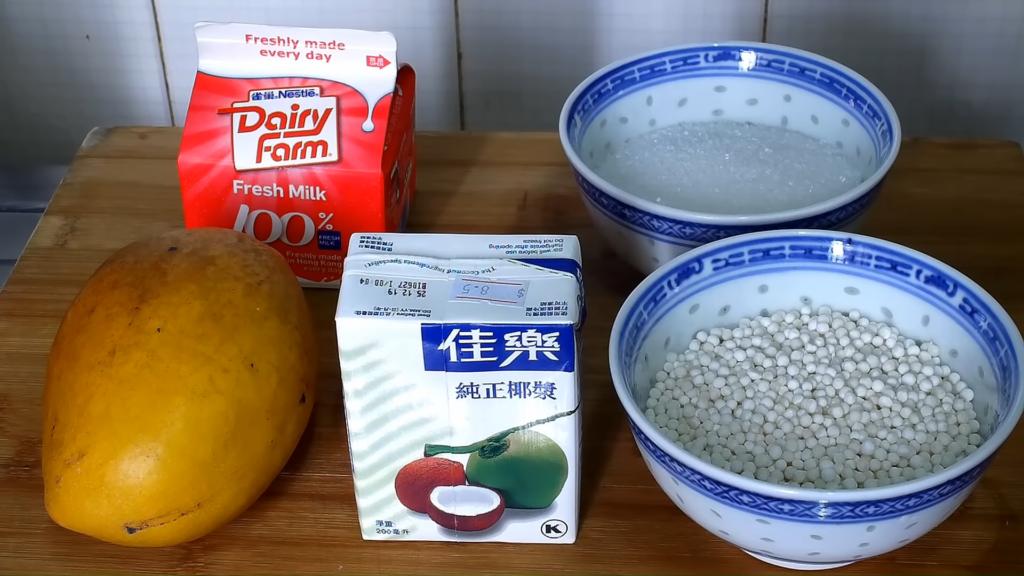 芒果椰汁西米露-852foodies-2-1