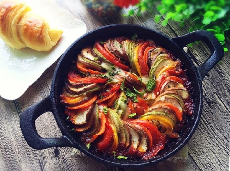 普羅旺斯燉菜 Ratatouille