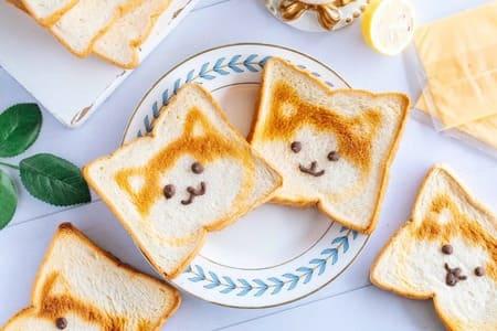 柴犬吐司 Shiba Inu Toast-1