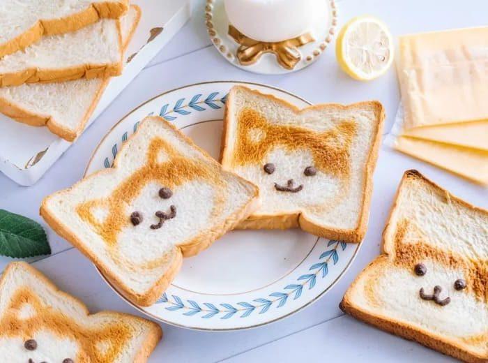 柴犬吐司 Shiba Inu Toast