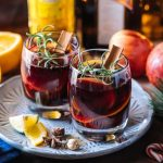 水果香料熱紅酒 Fruit-Filled Mulled Wine